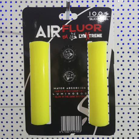 AIR FLUOR amarillo