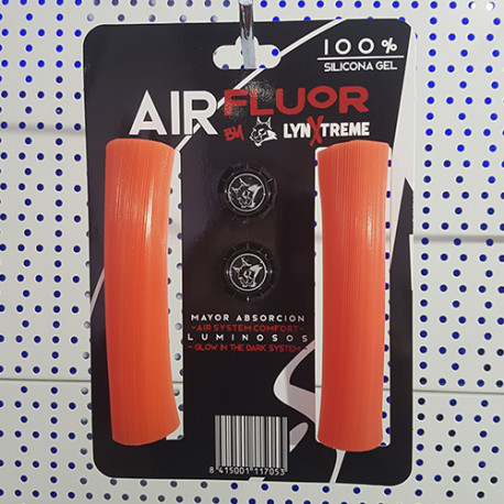 AIR FLUOR naranja